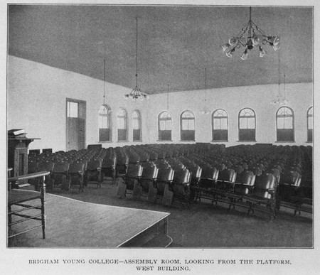 West Building - Assembly Room