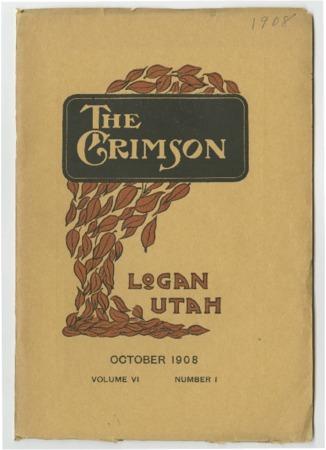 The Crimson, October 1908