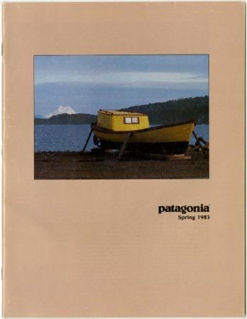 Patagonia, Spring 1983