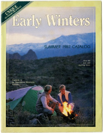 Early Winters, Summer 1987 Catalog