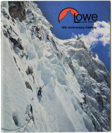 Lowe Alpine Systems, 10th Anniversary Catalog, 1983