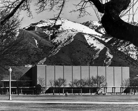 Merrill Library, 1968