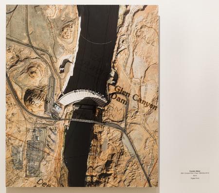 Glen Canyon Dam (Topo 1985/Sat 2015)