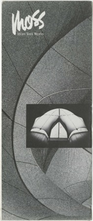 Moss Tent Works, tent, 1983