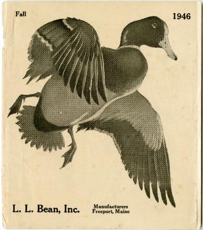 L.L. Bean, Fall 1946
