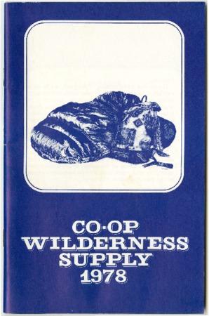 Co-op Wilderness Supply, 1978