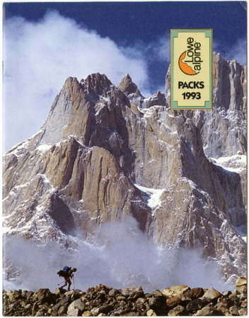 Lowe Alpine Systems, Packs, 1993