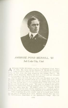 1909 A.C.U. Graduate Yearbook, Page 145