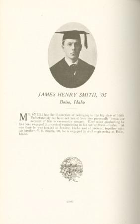 1909 A.C.U. Graduate Yearbook, Page 198