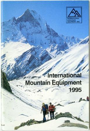 International Mountain Equipment Inc., 1995