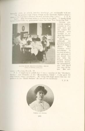 1909 A.C.U. Graduate Yearbook, Page 43