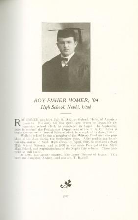 1909 A.C.U. Graduate Yearbook, Page 99