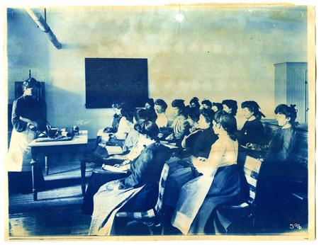 1896-1916 Agricultural College of Utah Cyanotype 22