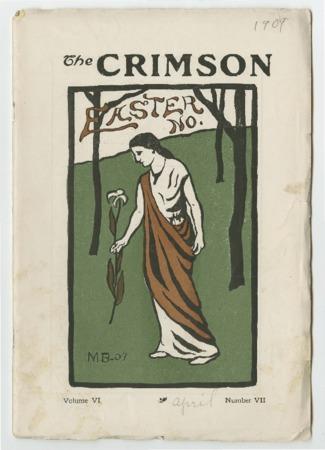 The Crimson, April 1909