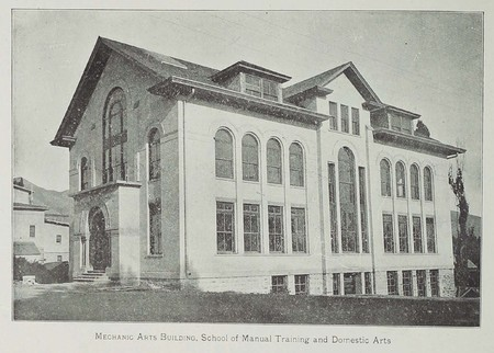 Mechanic Arts Building