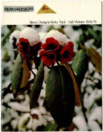 Sierra Designs, Fall/Winter 1978-1979