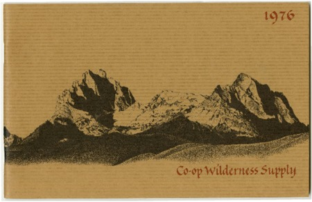 Co-op Wilderness Supply, 1976
