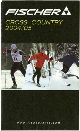 Fischer, Cross Country, 2004-2005