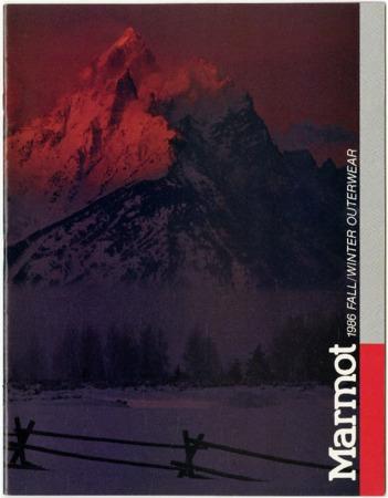 Marmot Mountain Works, Fall/Winter 1986
