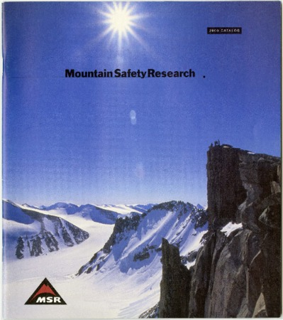 Mountain Safety Research, 2000