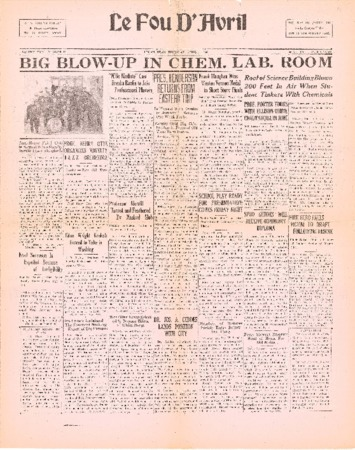 The Crimson, April 1, 1926