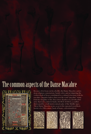 Danse Macabre Common Graphic