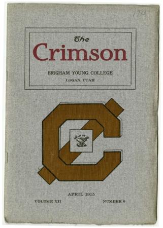 The Crimson, April 1915