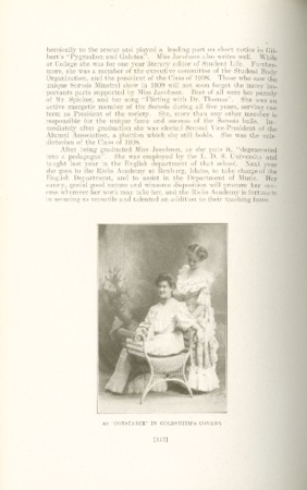 1909 A.C.U. Graduate Yearbook, Page 112