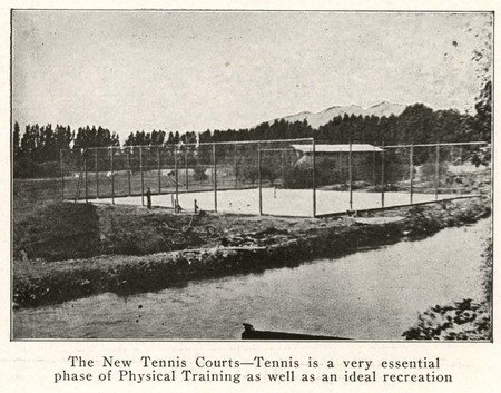 BYC Tennis Courts