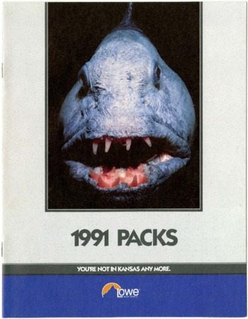 Lowe Alpine Systems, Packs, 1991