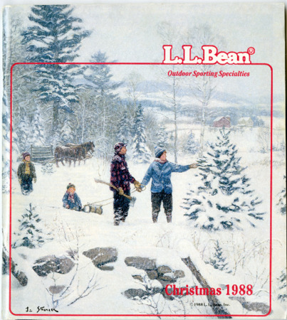 L.L. Bean, Christmas 1988