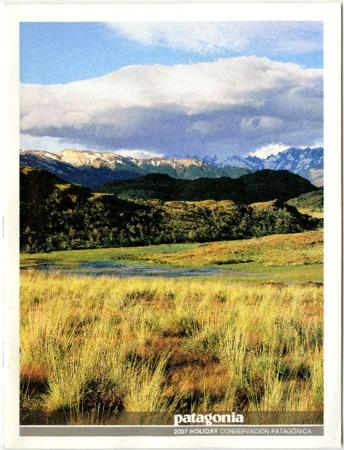 Patagonia, Holiday 2007
