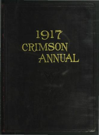 The Crimson Annual, 1917