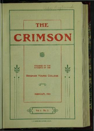 The Crimson, February 1904