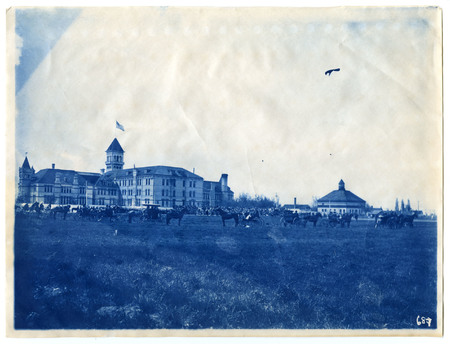 1896-1916 Agricultural College of Utah Cyanotype 40