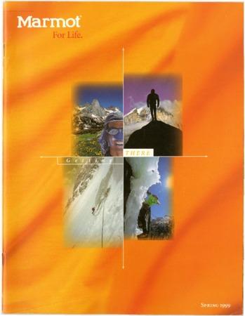 Marmot Mountain Works, Spring 1999