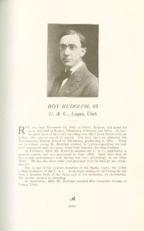 1909 A.C.U. Graduate Yearbook, Page 193