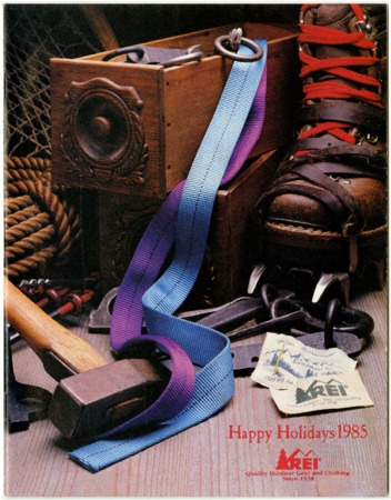 Recreational Equipment, Inc., Holiday 1985