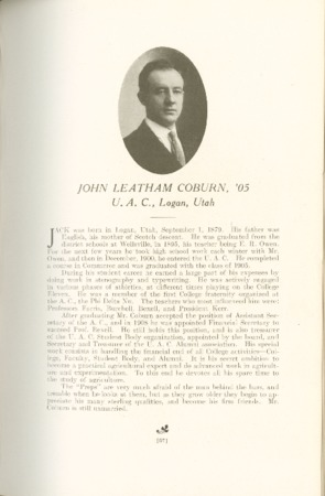 1909 A.C.U. Graduate Yearbook, Page 57