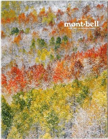 Mont-Bell, Fall/Winter 2006-2007