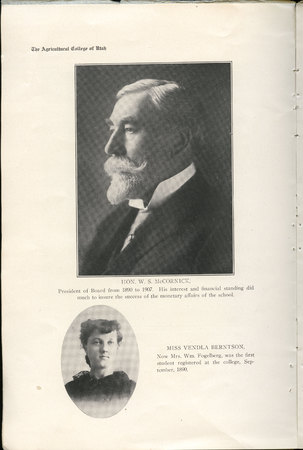 1908 UAC Commencement Program Page 6