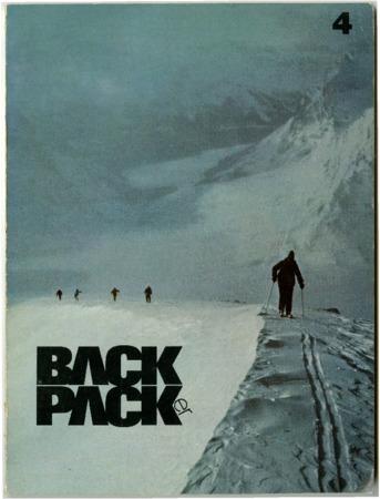 Backpacker 4, 1973
