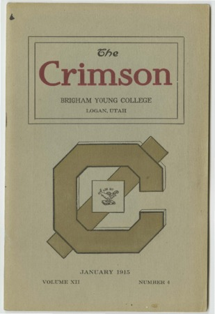 The Crimson, January 1915