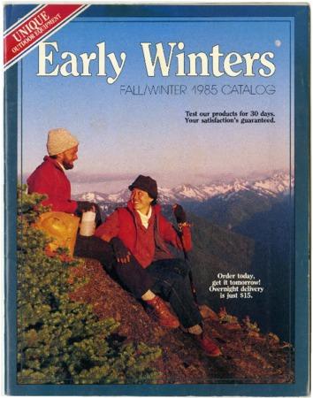 Early Winters, Fall/Winter 1985