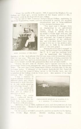 1909 A.C.U. Graduate Yearbook, Page 157