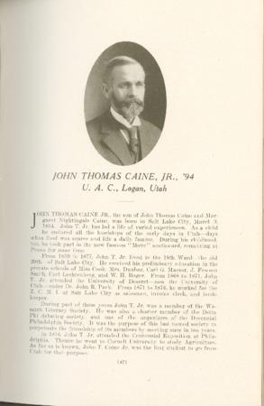 1909 A.C.U. Graduate Yearbook, Page 47