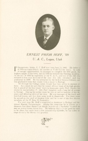 1909 A.C.U. Graduate Yearbook, Page 94
