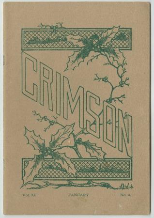 The Crimson, January 1914