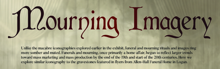 Mourning Imagery Graphic