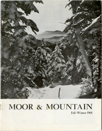 Moor & Mountain, Fall-Winter 1968